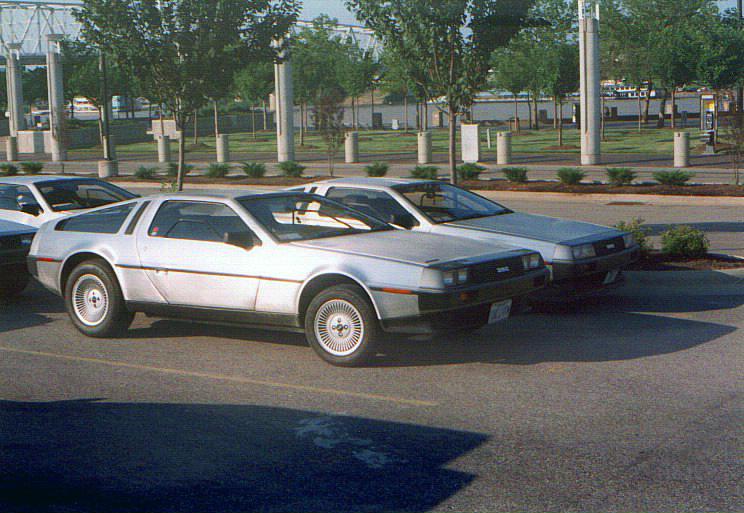 Cincinnati DeLorean Car Show Photos - Car show in cincinnati this weekend