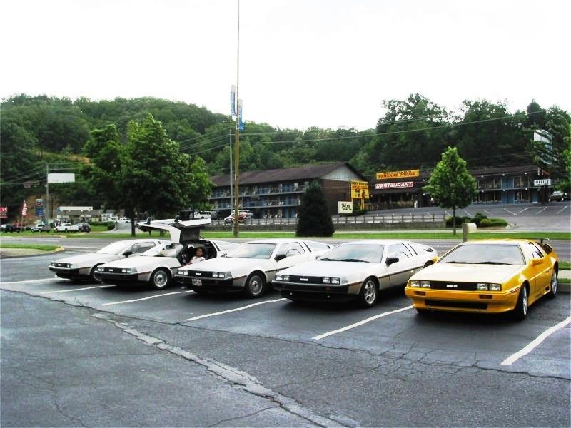 Gatlinburg Car Show September